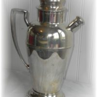 Sheffield Silver Plated Coffee Carafe