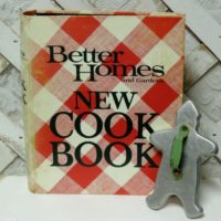 Vintage Better Homes and Gardens New Binder Cook Book