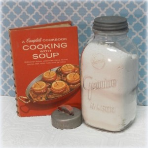 Vintage Campbell's Soup Cookbook