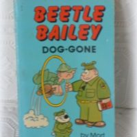 Vintage Beetle Bailey Comic Book