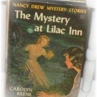 Vintage Nancy Drew Mystery of Lilac Inn Book