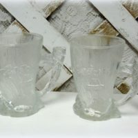 Vintage McDonald's Flintstones Glasses