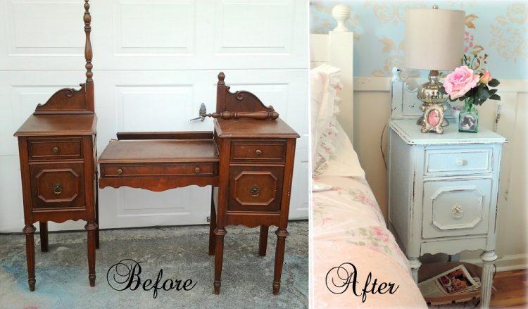 Painted Cottage Style Furniture Swansboro Emerald Isle Eastern Nc