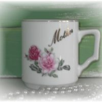 Vintage Mother China Tea Cup