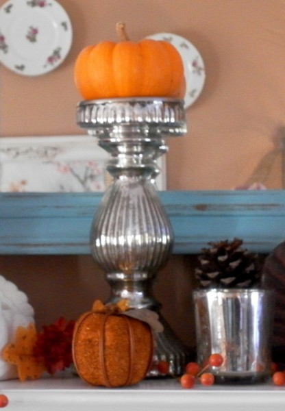 Simple Fall Decorating Ideas