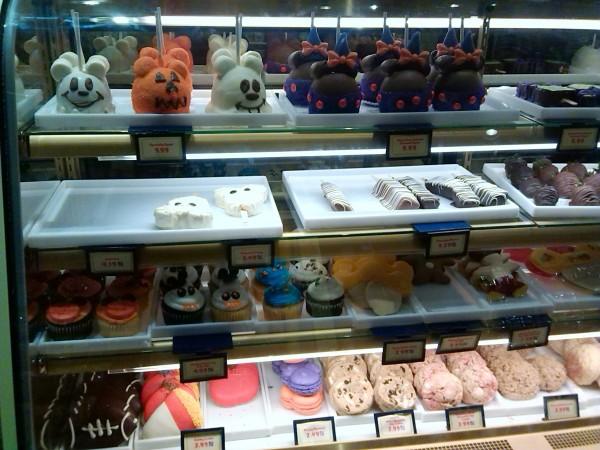 Disney World Halloween Bakery Treats