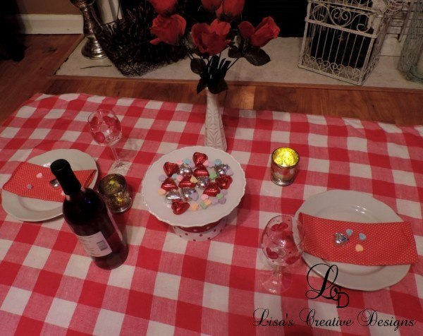 A Cozy Valentine's Day Picnic By The Fire