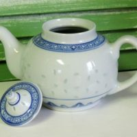 Small Vintage One Cup Tea Pot