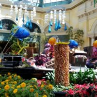 Las Vegas Bellagio Hotel Conservatory