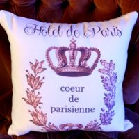 Square Paris Hotel Pillow