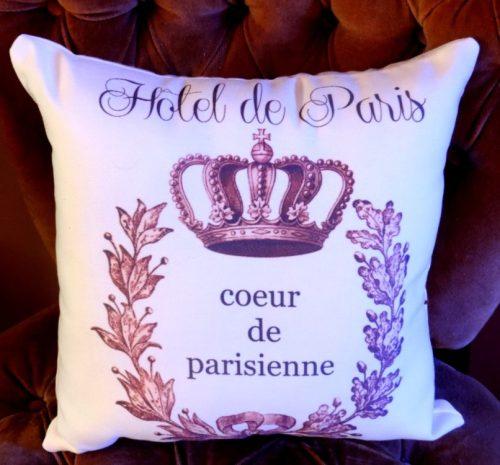 Square Paris Hotel Pillow