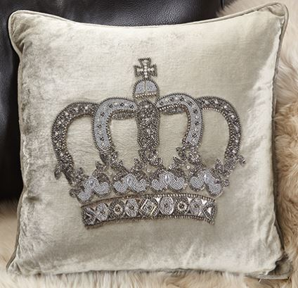 Royal Crown Pillow