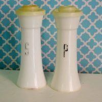 Vintage Tupperware Salt and Pepper Shaker Set