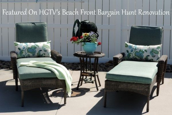 Featured On HGTV's Beachfront Bargain Hunt Renovation
