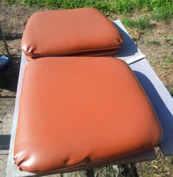 Thrift Store Outdoor Chair Cushions