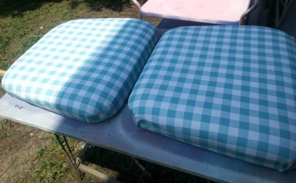 Reupholstering Outdoor Chair Seat Cushions