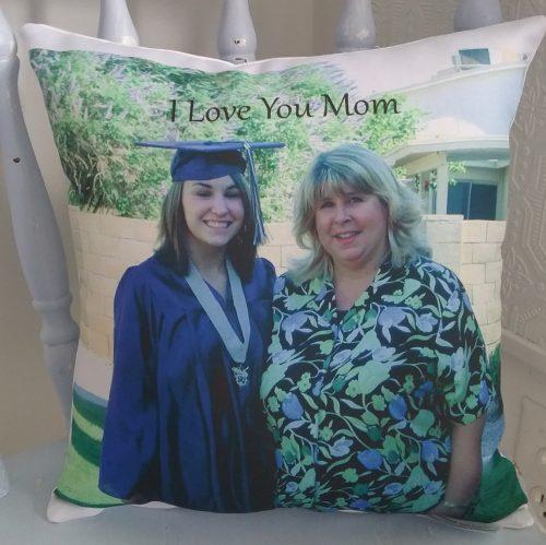 Photo Gift Pillow