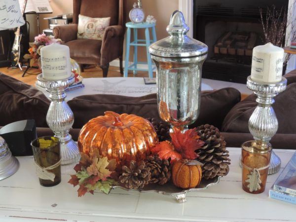 Thanksgiving Decorating Home Tour