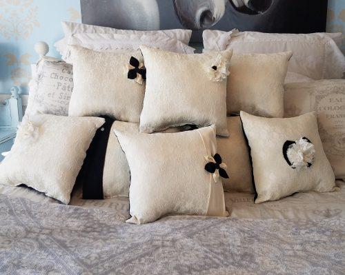Custom Keepsake Memory Pillows Made From Wedding Attire