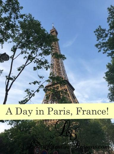 A Day In Paris France