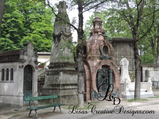 Montmartre Cemetery France