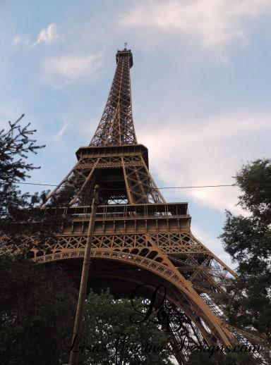 Eiffel Tower Paris France 2018