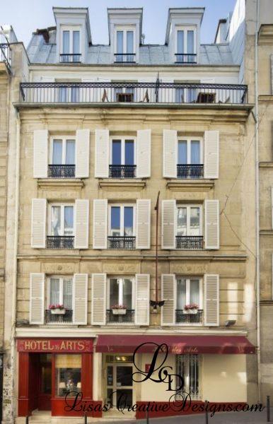 Hotel des Arts Montmartre Paris