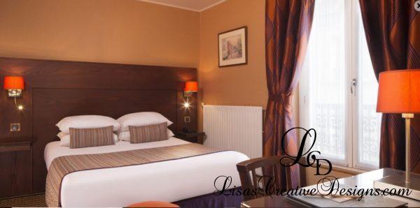 Hotel des Arts Room Montmartre Paris