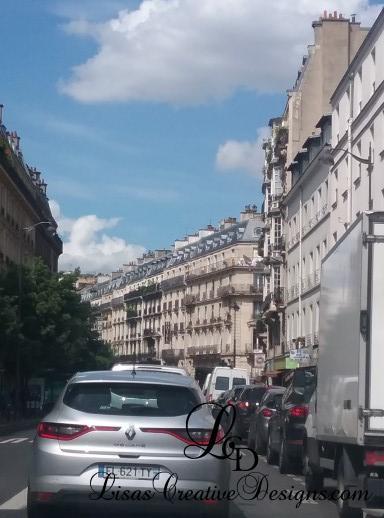 Paris Streets, France 2018