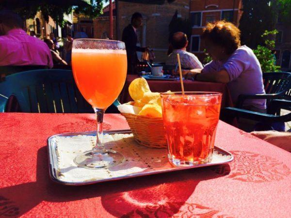 Venetian Cocktails