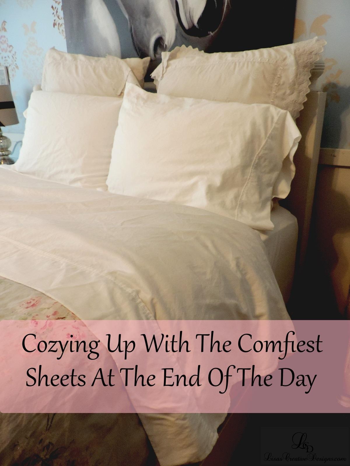 The Comfiest Sheets By Carolina Design Den Jpg