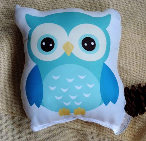 Custom Owl Gift Pillows For Children