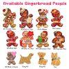 Gingerbread Man choice chart