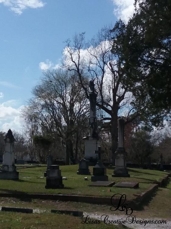 Cedar Grove HIstoric Haunted Cemetery