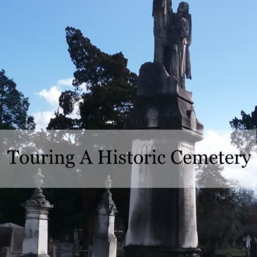 Take A Tour Of A Haunted Historical Cemetery