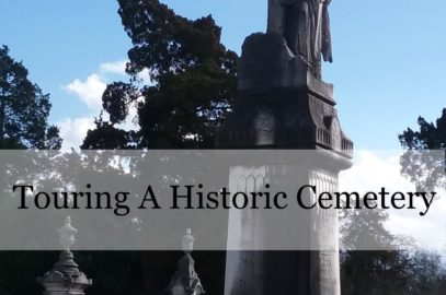 Take A Tour Of An Historic Cemetery This Halloween Season