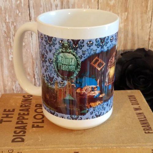 Disney's Haunted Mansion Ride Keepsake Mug