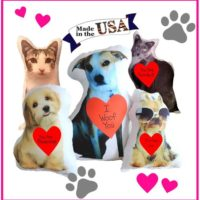 Personalized Pet Photo Valentine's Day Gift
