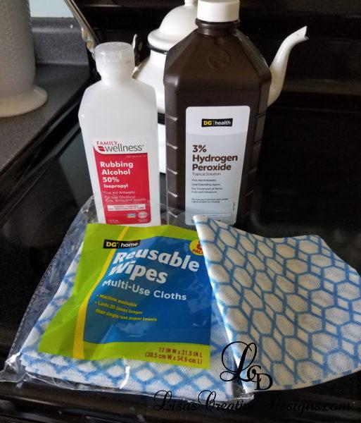 How To Make Reusable Disinfecting Wipes at Home