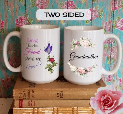 Special Sentimental Grandmother Gift Mug