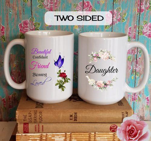 Sentimental Special Daughter Gift Mug